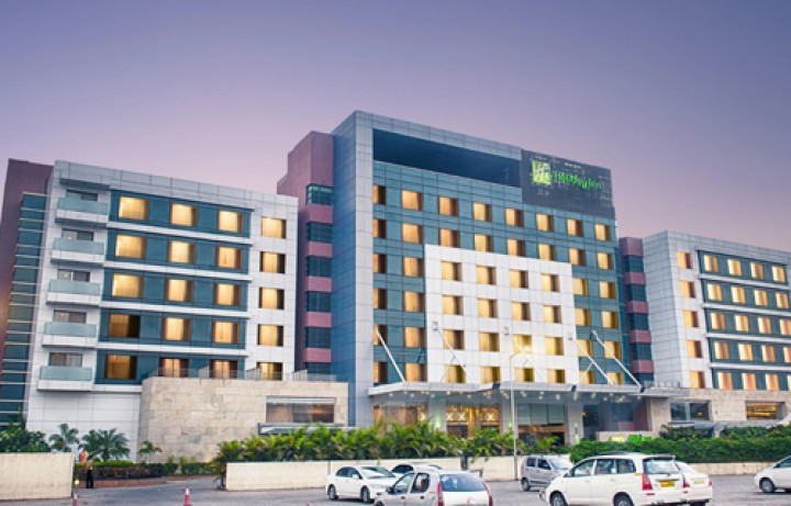 Holiday Inn Express…