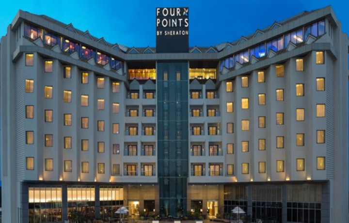 Four Points by Sheraton…