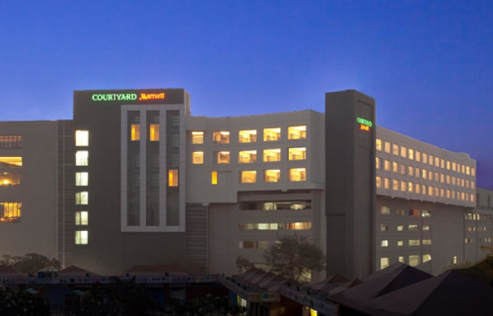 Courtyard by Marriott…