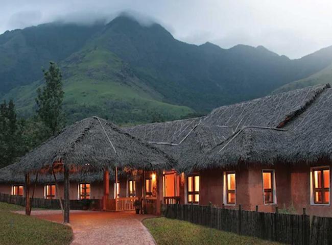 Banasura Hill Resort…