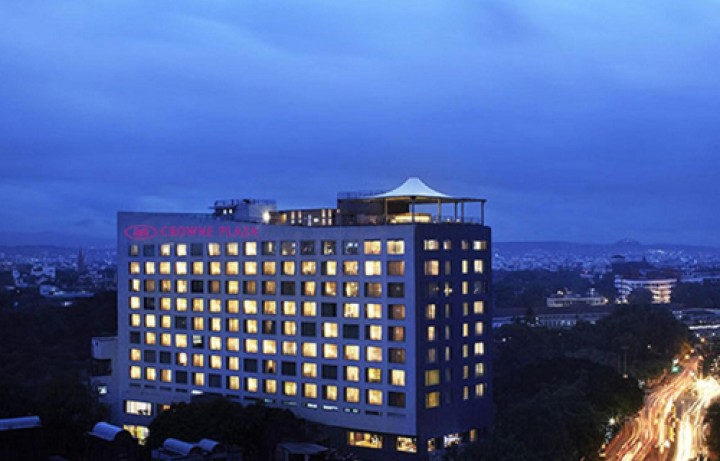 Crowne Plaza Pune City…